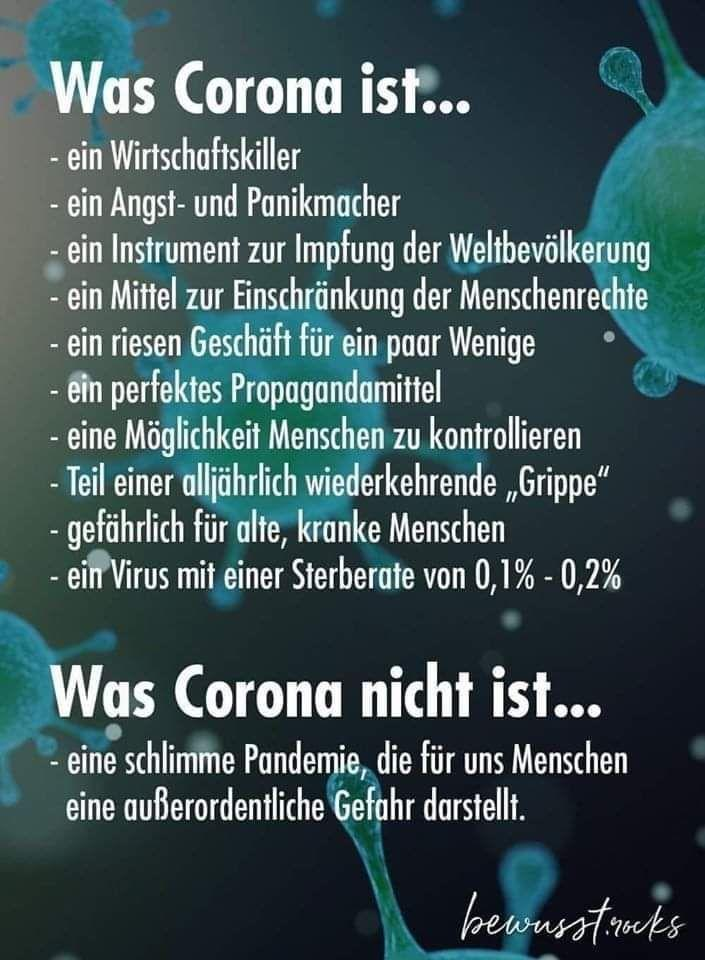 Was ist Corona