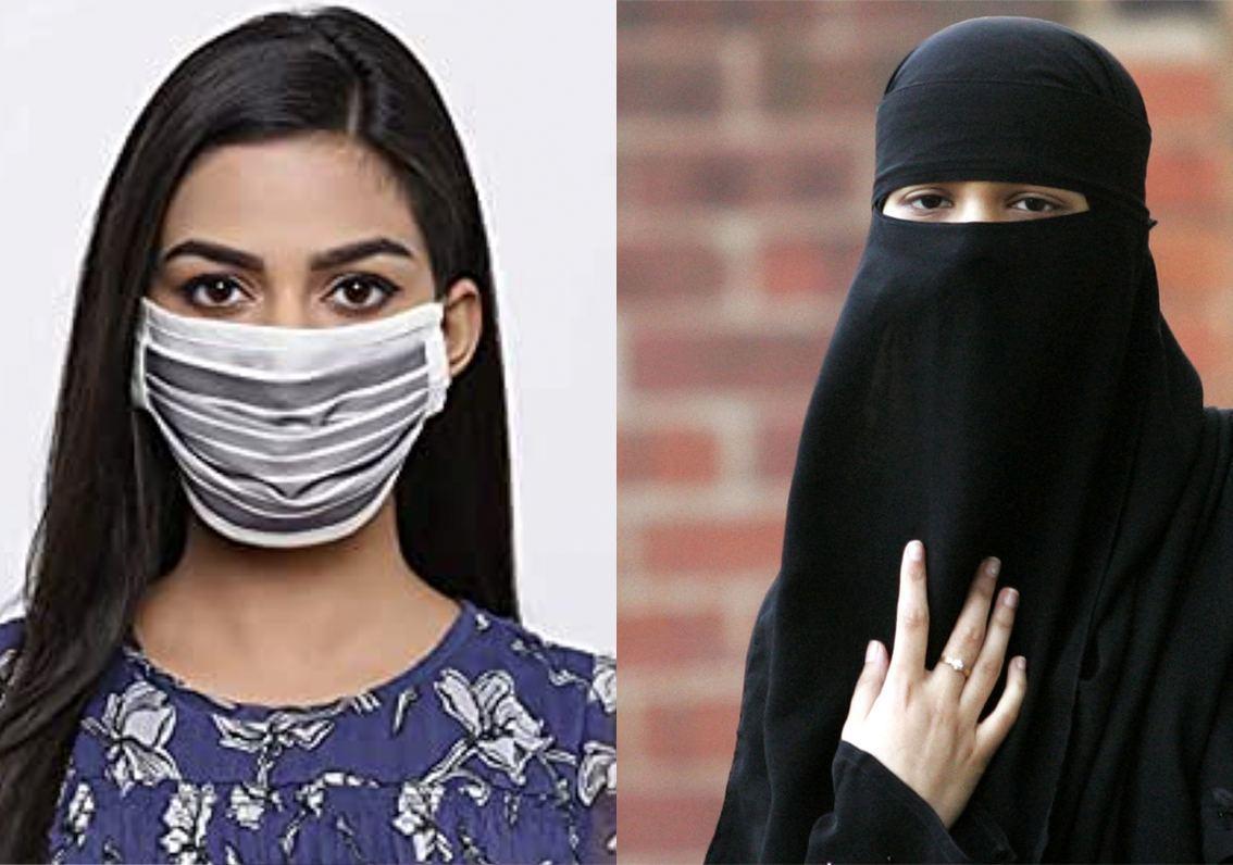 Masken Corona und Islam