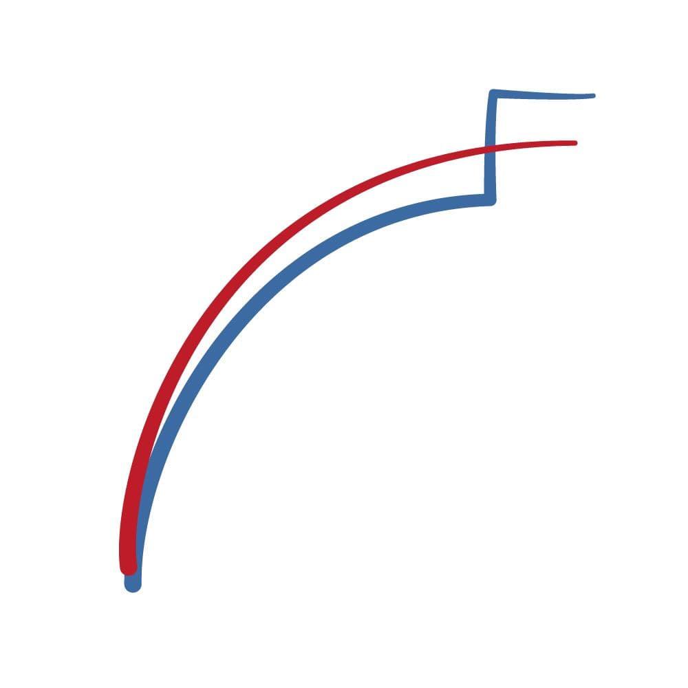 Wahlbetrug Kurven