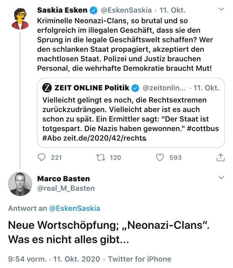 Neonazi-Clans