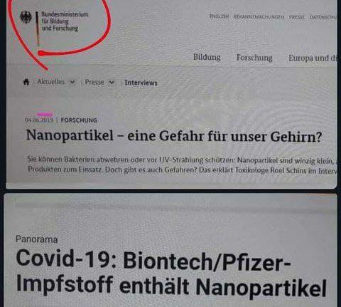 BioNTech Nanopartikel