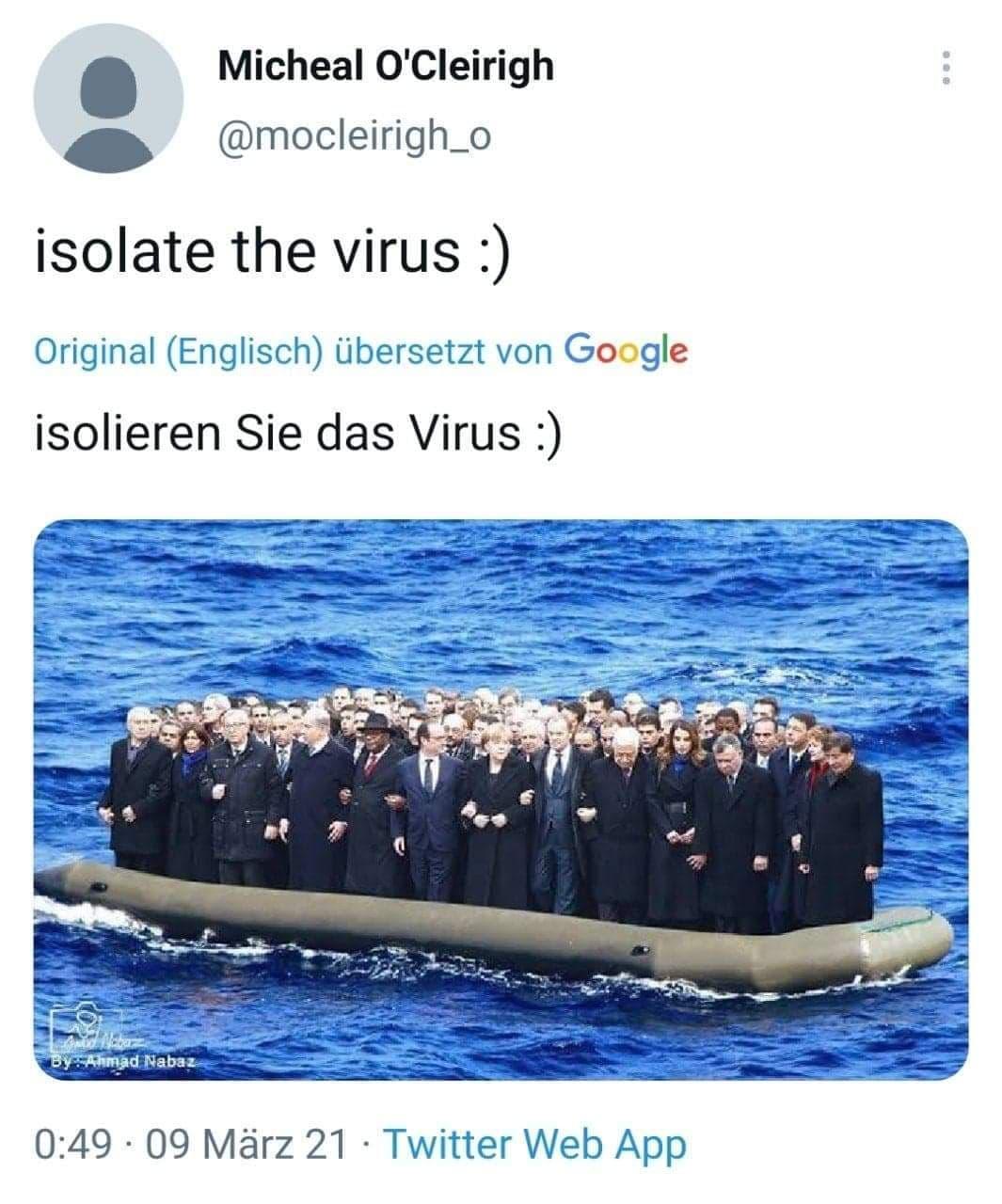 Virus Isolat