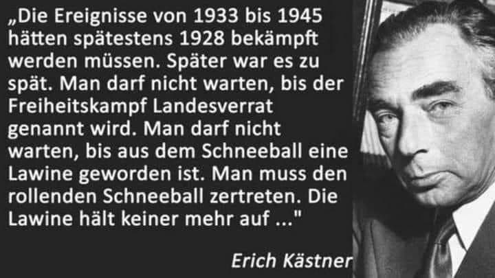 Zitat Erich Kästner