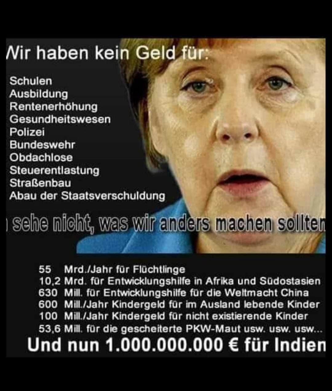 Merkels Bilanz