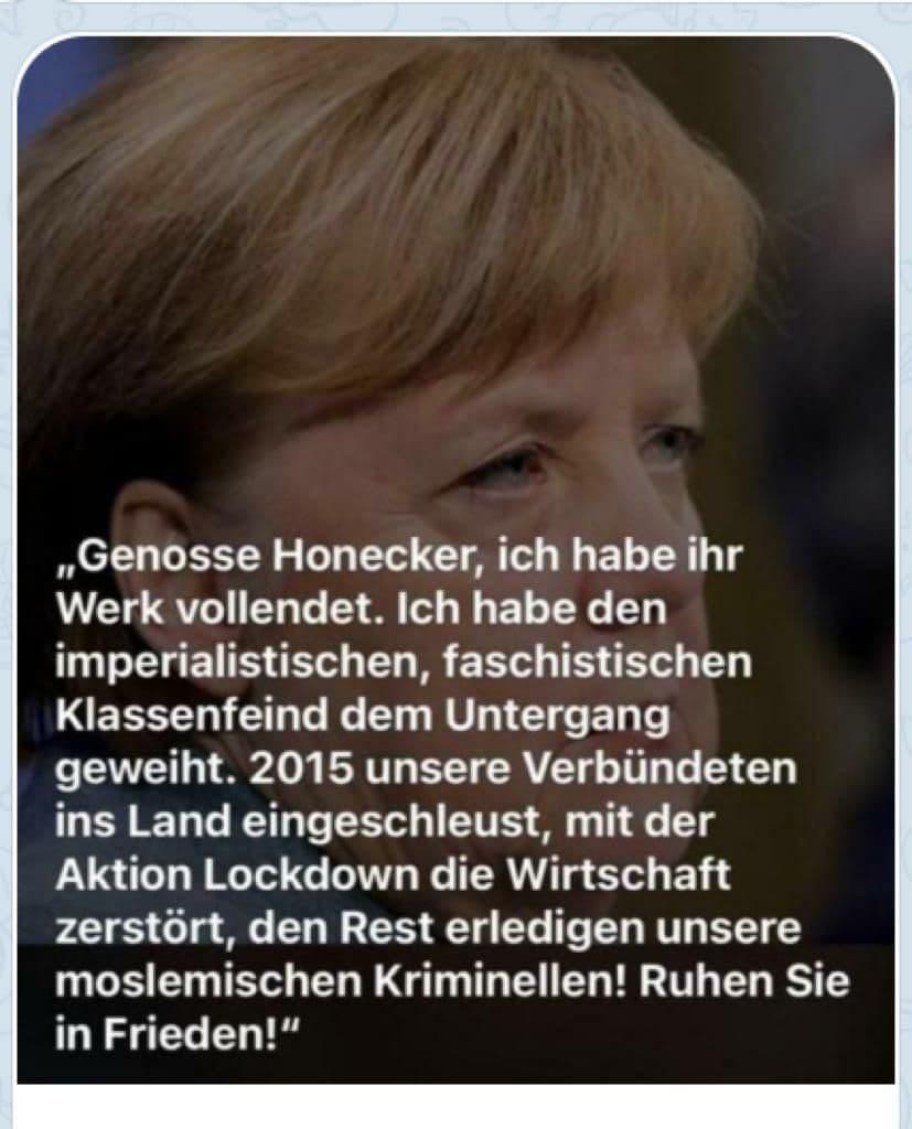 Staatsstreich durch Merkel
