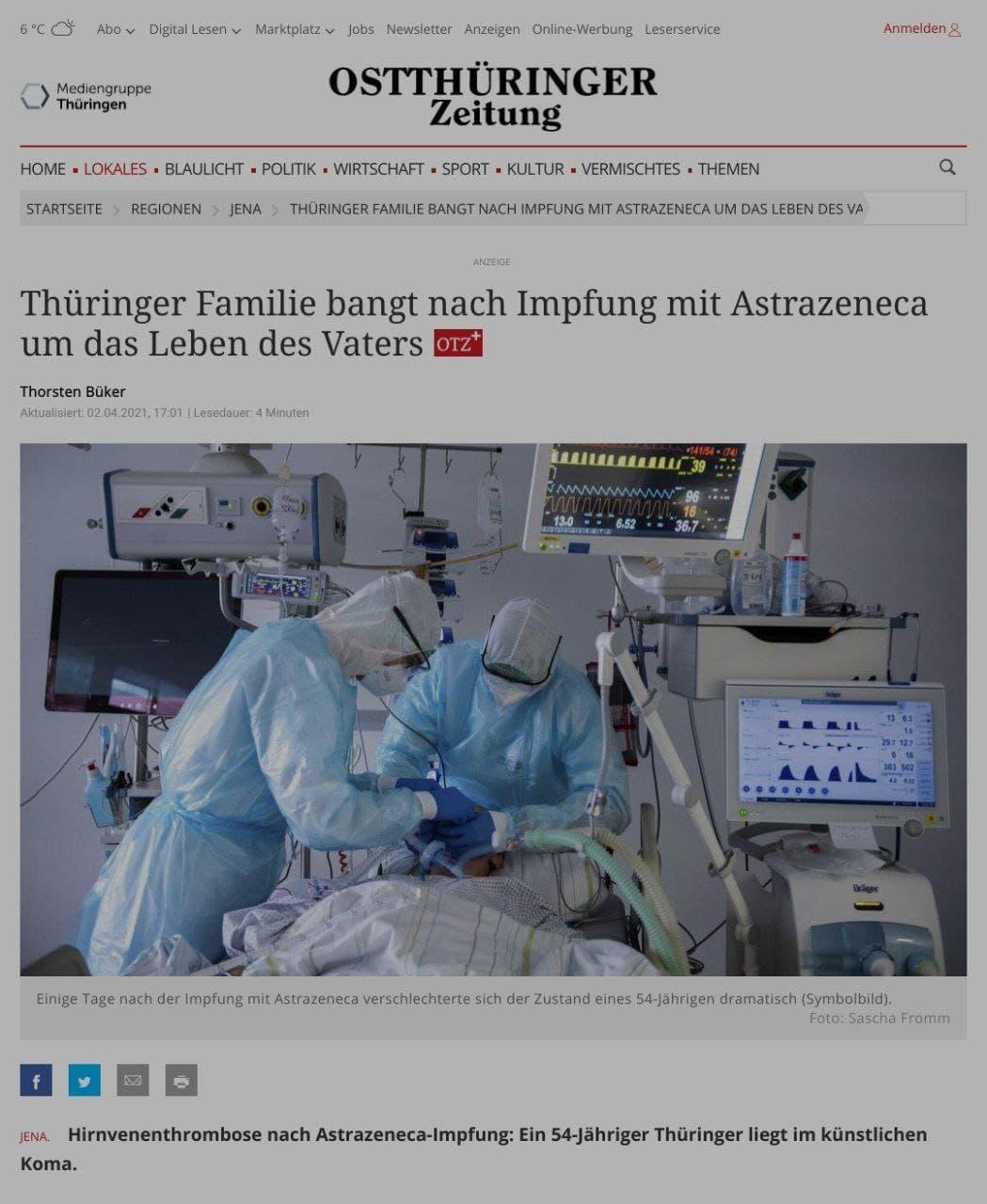 Thüringer Familie