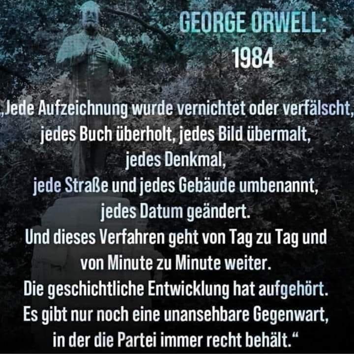Zitat George Orwell