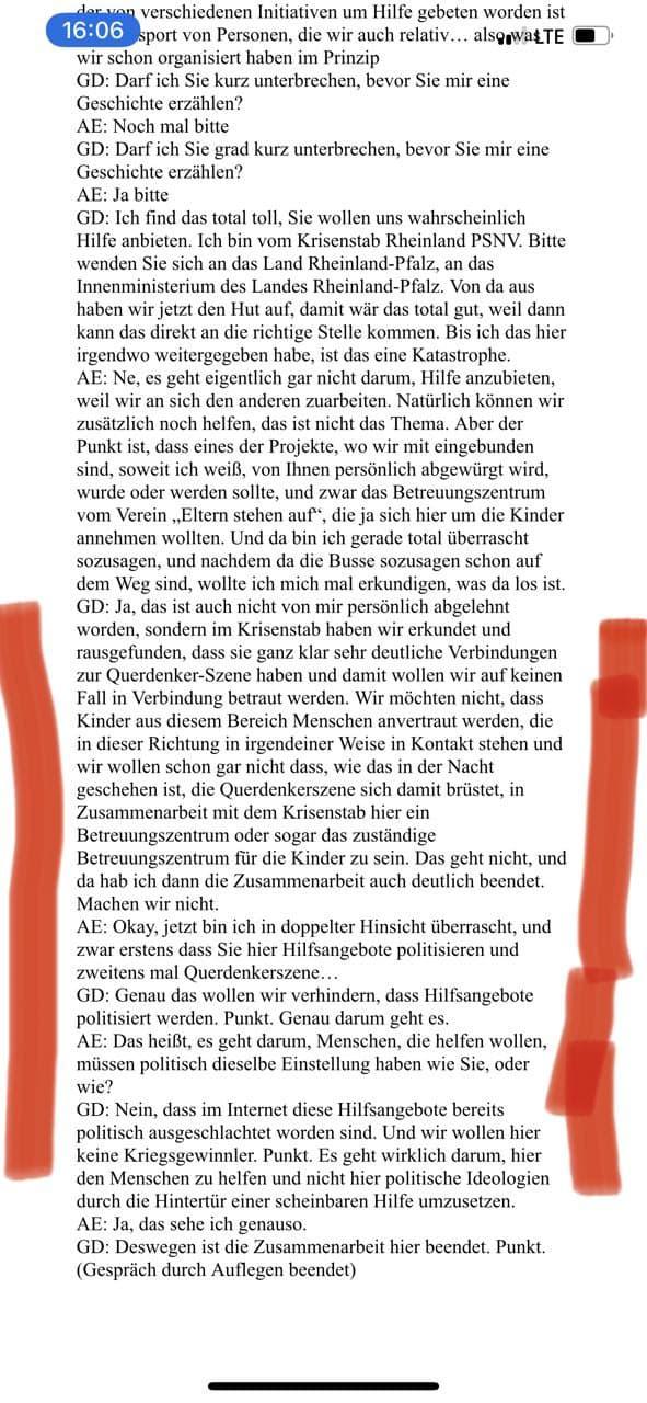 Krisenstab Rheinland