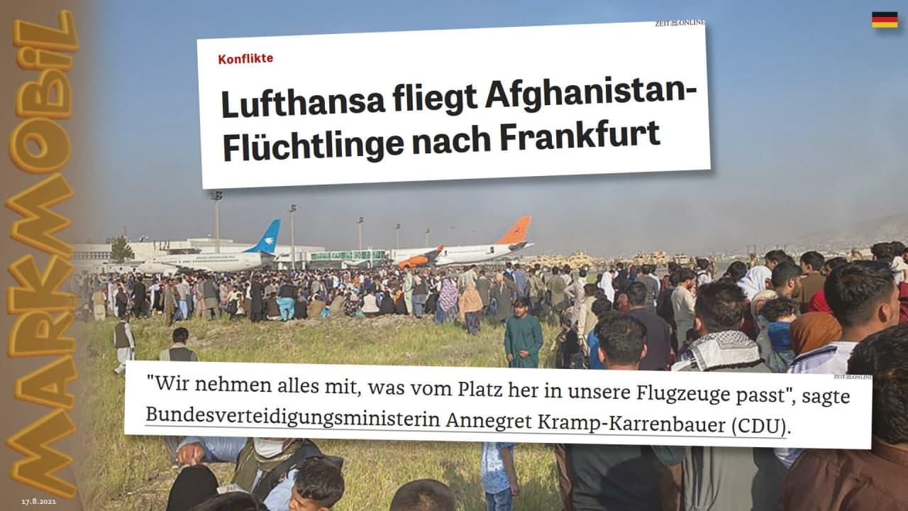 Flüchtlinge aus Afghanistan