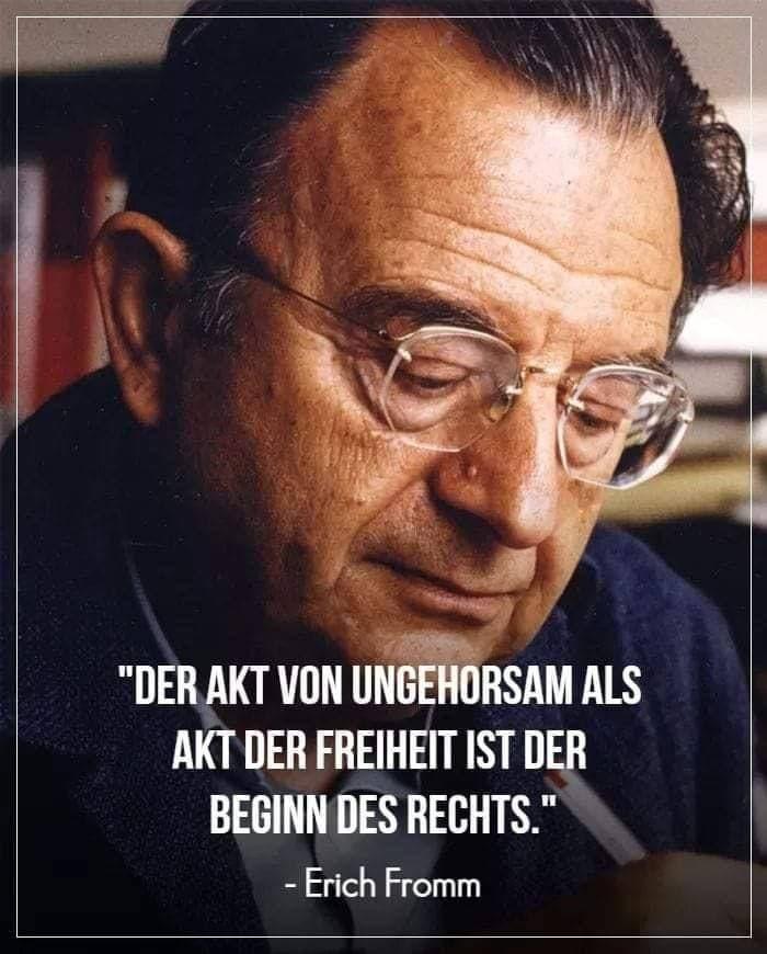 Zitat Erich Fromm