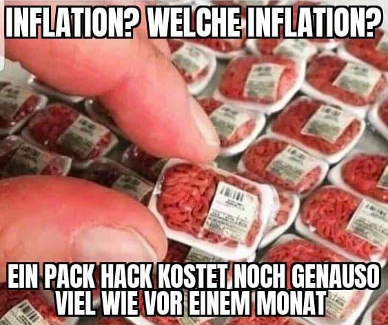 Inflation Hack