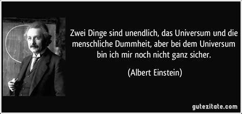 Zitat Albert Einstein Dummheit