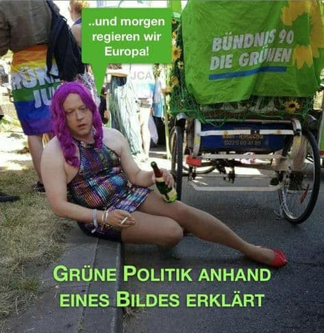 Grüne Politik